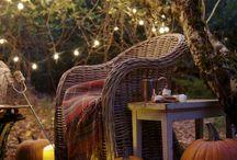 Fall Lighting/Decor Ideas