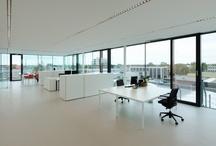 Gietvloer als kantoorvloer / G-vloeren Gietvloeren