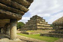 TOTONACAS, EL TAJÍN, CULTURA DE VERACRUZ / época clásica 300-900 Mesoamérica