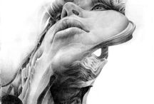 Graphite Art