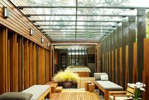 Porch and Patio Spaces / by HomeSpotHQ