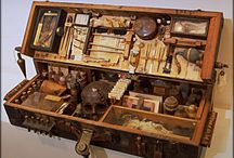 Monster Hunting kits / Different contraptions or kits for the proper hunting of the Paranormal and Cryptozoological