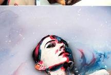 Alexa Meade Art! / by Aubrey Harrison