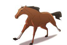 Cheval GIF Horse GIF