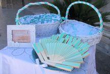 Wedding Theme Tiffany