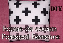 couture coussin