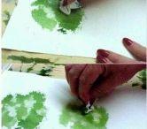 Idées d'aquarelles