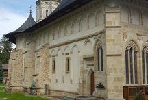 Romanian monasteries !