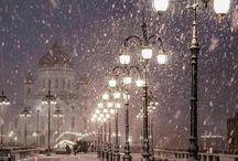 I feel snow