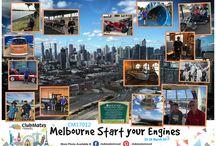 CM17012 Melbourne 'Start your Engines'