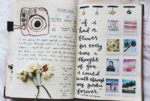 Notebook / No se confundan, no son Notebooks decorados por que para eso está mí tablero de Cuadernos decorados, esto es lo que hay adentro de los Notebooks