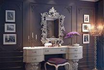 Decoration / Gothic , baroque and roccoco home decor and home decor tips