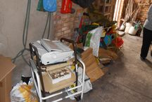 Cambridge House Clearance / Just some of the clearance projects we have helped with.