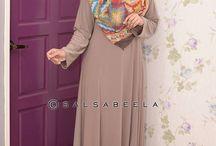 Muslima dress/ fashion