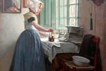 Des tableaux... / by Isabelle Picquet