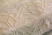croche colchas