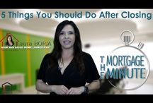 Mortgage Info On YouTube / Find all of my Youtube Posts  here. Videos include info, tips and advice for those wanting to purchase or refinance a home