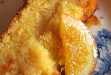 cake  à  l orange