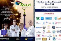 EXPO SALUD CIUDAD DE MÉXICO