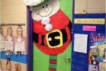 puertas navideñas esc.