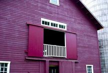 Barns With Color