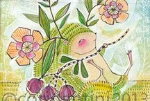 Art & Mixed Media Love: Watercolors / by Crafty Lou