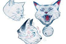 동물 - 고양이