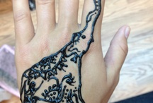Henna designs / by Jessica Scarborough