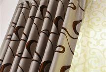 Cheap Polyester Jacquard Grommet Window Treatment Curtain Panels Drapes