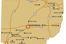 """Ride Ohio  / Best riding spots in and near the """"Heart of if All."""""""