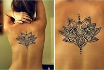 Tattoo / One day I'll have a tattoo. In the meantime. Ideas and those pieces I think are just amazing !