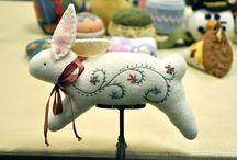 Rabbits / by Jacqueline Laslocky