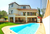 City of Odessa: Modern villa close to the beach