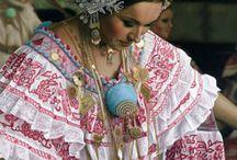 民族装 南米