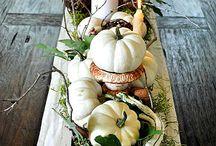 Thanksgiving table / by Rhonda Copple