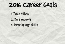 Career Goals / Setting goals, IT certifications, roles to fufill.