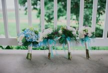 Teal & Aqua Wedding Inspiration