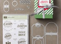 Stampin' Up! Here's to Cheers