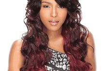 Sensationnel Empress Lace Front Wigs / GMBShair Sensationnel Empress Lace Front Wigs. Safe Up To 350-400F, Curl It Just Like Human Hair
