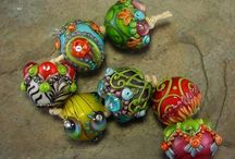 Lampwork Beads / by Benjee Tamez