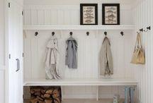 Mudroom/Pantry Room Redo