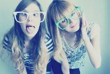 best friends. / by ☼ⓛⓔⓧ☼