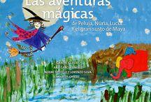 Cuento Garrigou / Un cuento que es #MuchoMasQueUnRegalo escrito por autores de renombre e ilustrado por chic@s con capacidades diferentes.