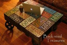 Repurposed antiques