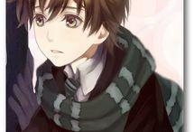 Manga garçon