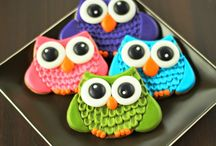 owls owls everywhere / I adore owls - the actual animals AND anything owl related!