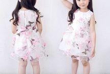vestidos baby