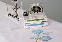 Stampin up-field flowers