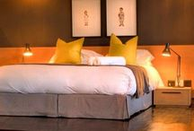 Urban Boutique Hotel / The decor at The Hamilton is stunning and exuded warmth and comfort. The beds are comfortable, and the room light and airy. The view from the rooms, overlooking the pool and gardens, a total pleasure.