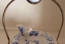 Pintura en porcelana / Una pasión encontrada